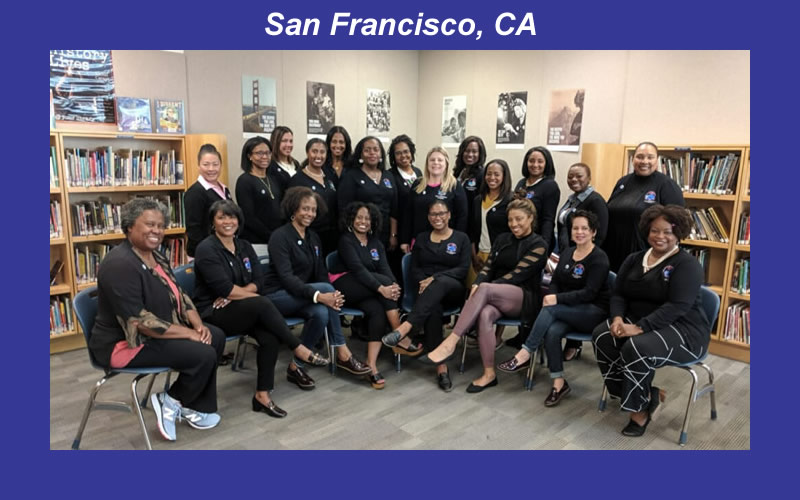 San Francisco Chapter Photo 2019